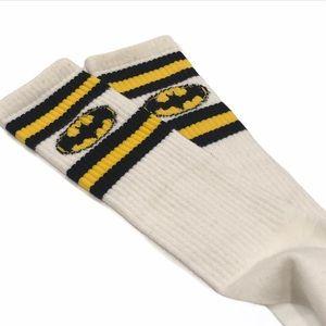 DC Batman Knee High Socks
